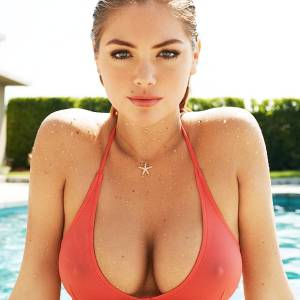 Kate Upton Topless Photos