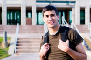 grad student